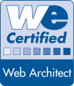 WE Zertifikat Web Architect